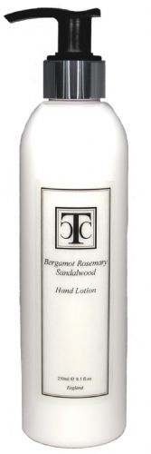 Bergamot Rosemary Sandalwood Hand Lotion 250ml